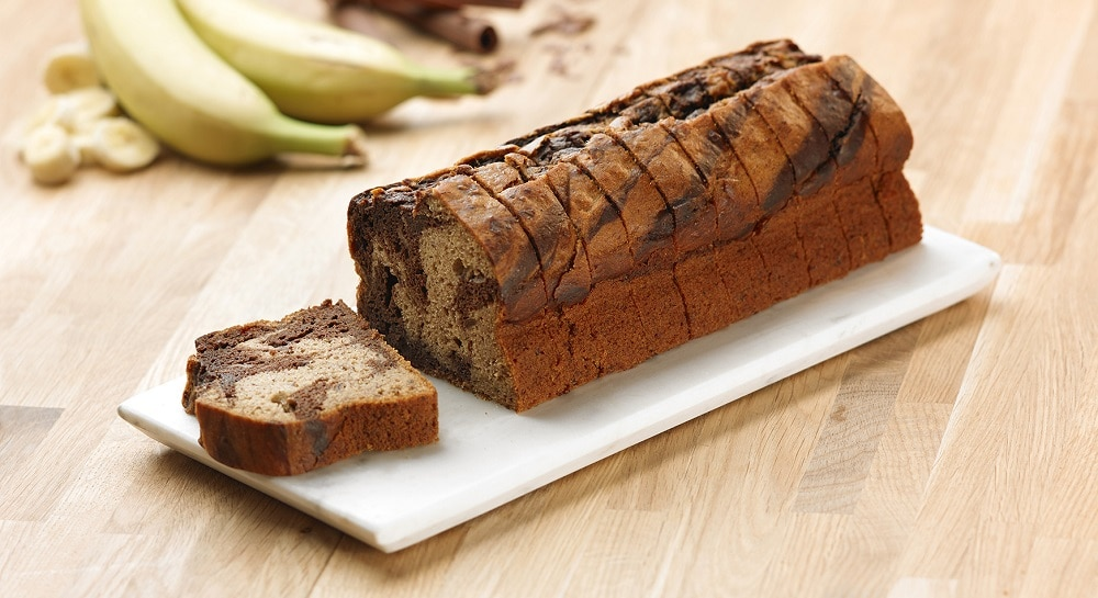 The Handmade Cake Company - Chocolate & Banana Loaf