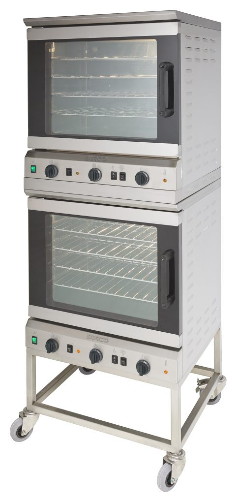 Burco Convection Oven Stacked (Small)