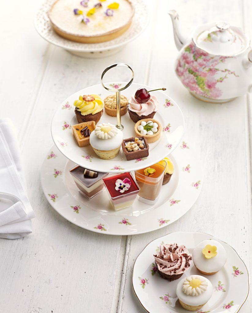 Marston Foods - new Afternoon Tea range